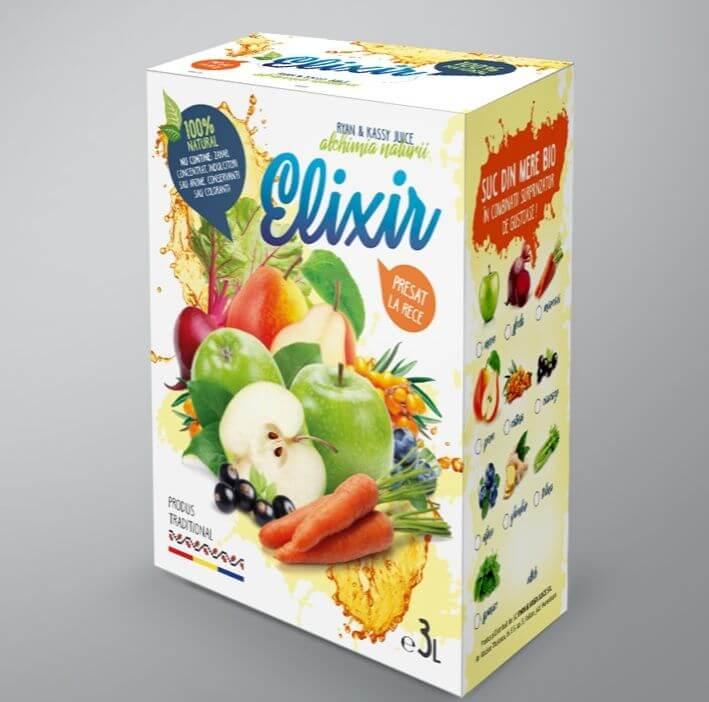 Made în Valea Jiului – Elixir, sucul sănătos și 100% natural!